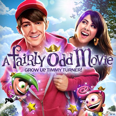 Волшебные покровители: Повзрослей, Тимми Тёрнер (12+)