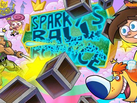 Волшебные покровители: Звездный мяч Спарки