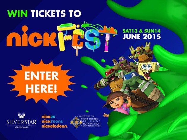 Win tickets to NickFest!