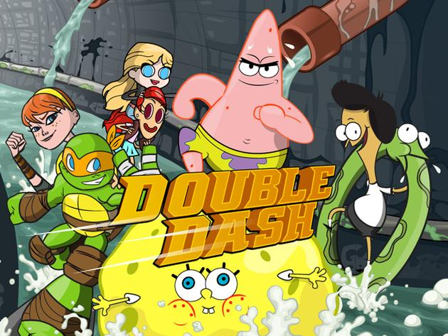 Nickelodeon Double Dash