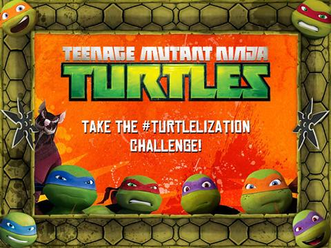 Turtlelize your world and win!