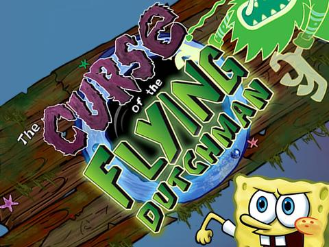 SpongeBob QuestPants: The Curse of the flying Dutchman
