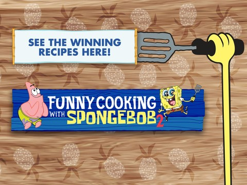 Funny Cooking with SpongeBob 2