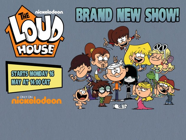 Loud House is coming!