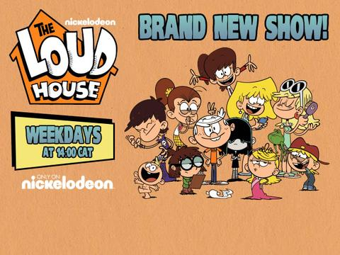 Loud House is here!