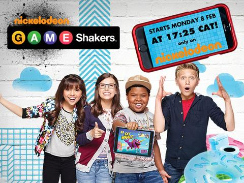 NEW! Game Shakers