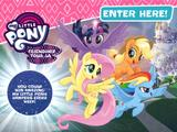 My Little Pony Friendship Tour Competition