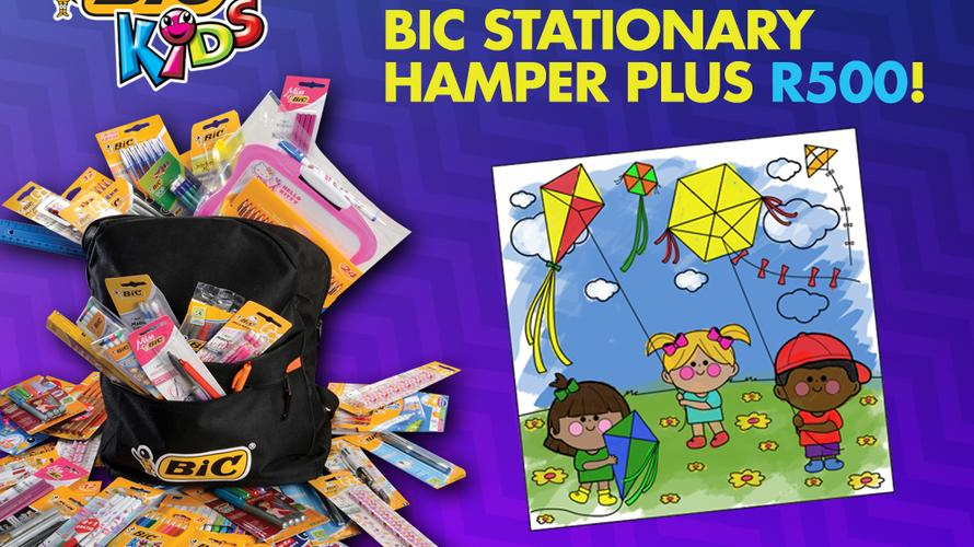 Win big with Bic Kids!