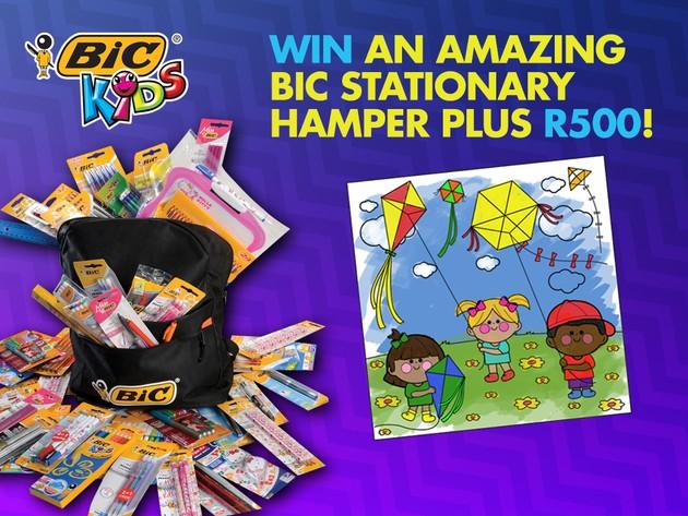 Win big with Bic Kids!