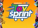 NICKELODEON TOY SPRINT VOTERS COMPETITION