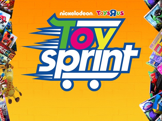 Nickelodeon Toy Sprint is Back!