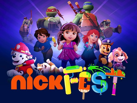 See all the #NickFest FUN!