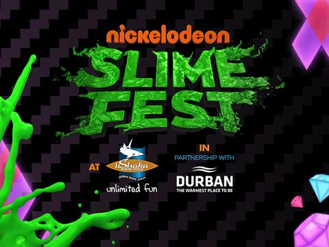 GET READY FOR THE SLIME OF YOUR LIFE!