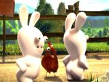 Rabbids Invasion Bahk Bahk ...