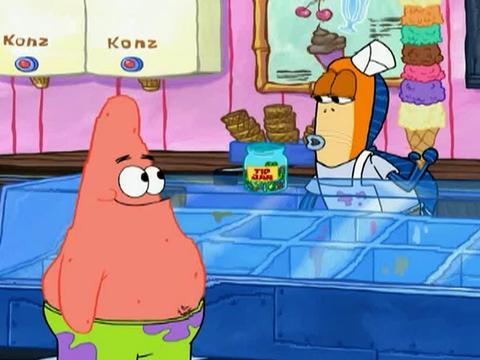 Patrick got a Super Power