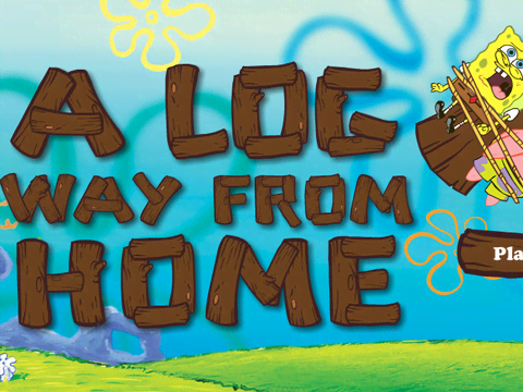 SpongeBob SquarePants: A Log Way From Home