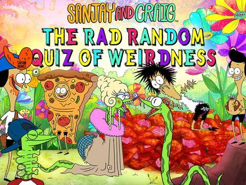 The Rad Random Quiz Of Weirdness
