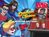 Danger and Thunder: Missione sul treno