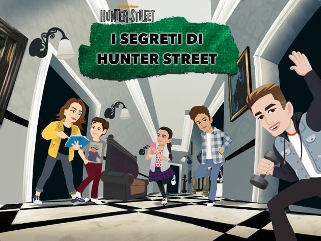 I segreti di Hunter Street