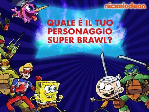 Quale è il tuo personaggio Super Brawl?