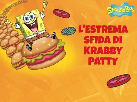 L'estrema sfida di Krabby Patty