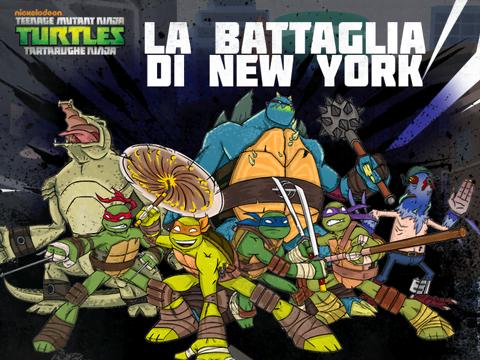La battaglia di New York