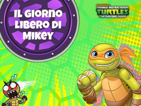 Il giorno libero di Mikey