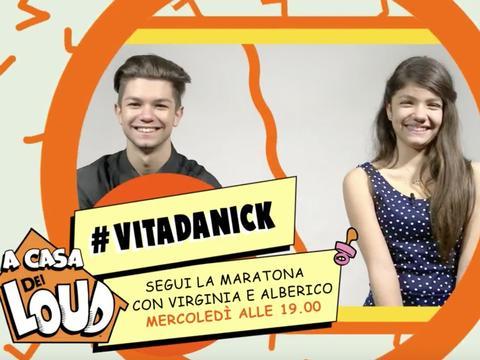 #VitaDaNick con Alberico e Virginia De Giglio