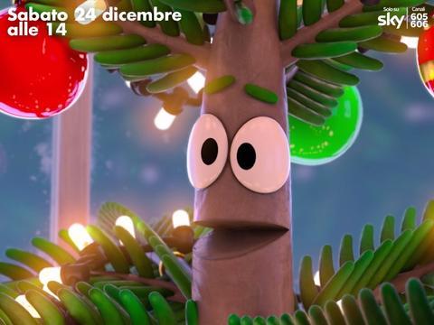 Albert: L'albero di Natale perfetto