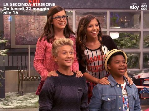 Beatbox coi Game Shakers