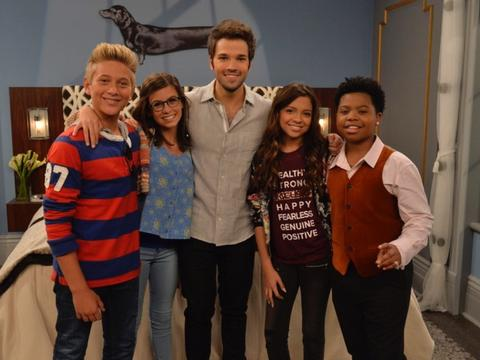 Game Shakers + iCarly