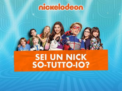 QUIZ: Sai tutto di Nickelodeon?