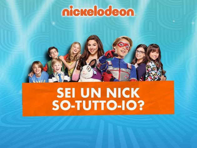 QUIZ: Sai tutto di Nickelodeon?