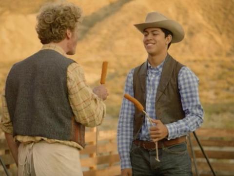 Come diventare cowboy