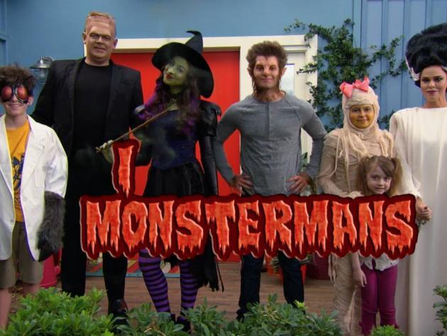 I Monstermans