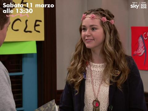 Brec Bassinger in School of Rock!