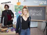 A scuola di rock con Francesco Sarcina e Ehi Leus