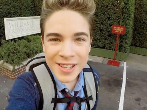A scuola in skate