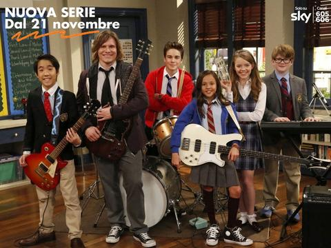 La sigla di School of Rock