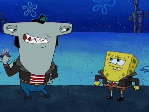 La gang degli Sharks