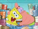L'invenzione dei Krabby Patty surgelati