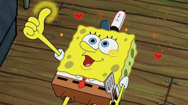 Spongebob video di nickelodeon - Spongebob colorazione pagine perla ...