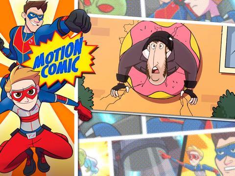 Motion Comic #4 - Il ritorno di Jeff