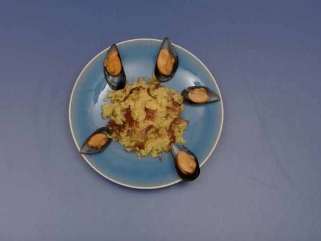 La ricetta della paella alla Bikini Bottom