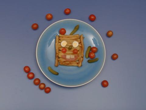 La ricetta del Piatto Spongy