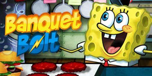 In cucina con Spongebob Nick Microsite | Nick Italia