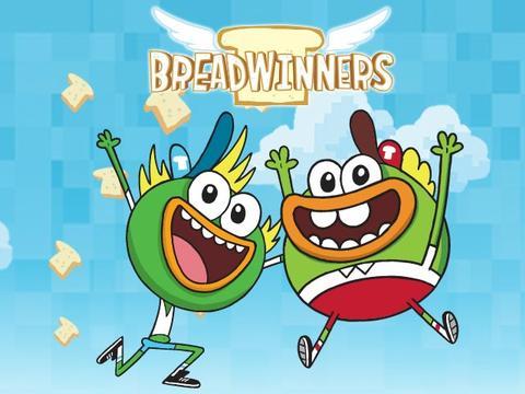 Nuova serie: Breadwinners