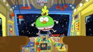 Buhdeuce nello spazio