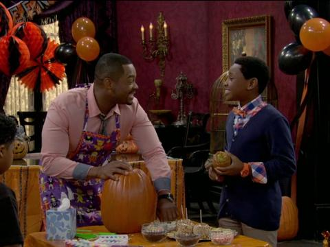 Halloween terrificante con i Preston