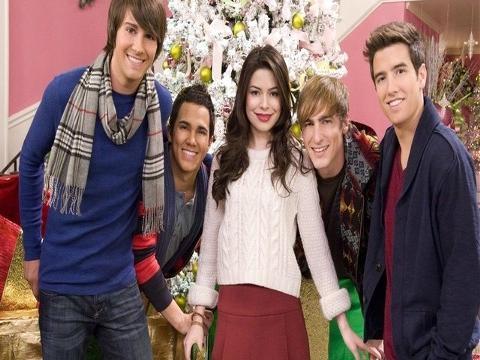 Big Time Rush e Miranda Cosgrove: All I Want for Christmas